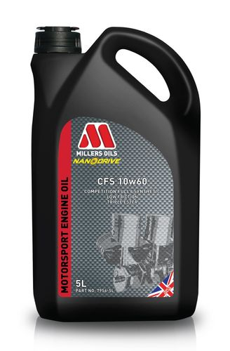 MILLERS OIL CFS 10W-60, моторное масло, 5л