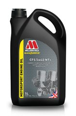 MILLERS OIL CFS 5W-40 NT+, моторное масло, 5л