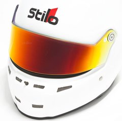 STILO YA0837, визор для шлема STILO ST5R iridium red medium short visor