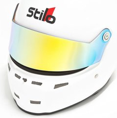 STILO YA0838, визор для шлема STILO ST5R iridium yellow dark short visor