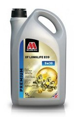 MILLERS OIL XF LONGLIFE ECO 5W-30, моторное масло, 5л